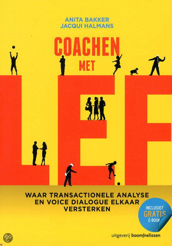 Boek Coachen met Lef